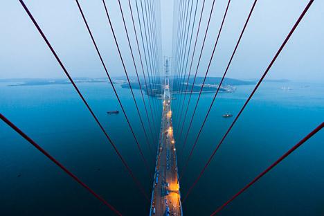 Cúpula em Vladivostok contará com a presença de delegações de 21 países. Foto: Vitáli Raskalov.