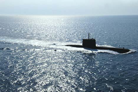 S Tikuna (S-34), submarino de propulsão diesel-elétrica da Marinha do Brasil. Foto: Centro de Comunicação Social da Marinha (CCSM).