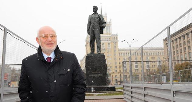 Conselheiro presidencial para direitos humanos Mikhail Fedotov.  Foto: Serguêi Golovatch