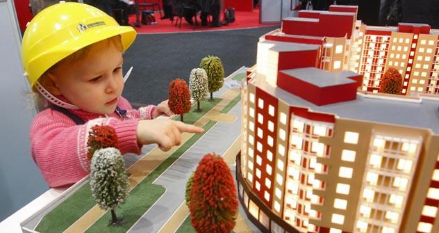 Especialistas atribuem aumento à estabilidade econômica e à facilidade de obter créditos imobiliários. Foto: TASS