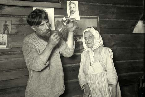 Exposição exibe imagens do cotidiano que compõem a história recente da Rússia. Foto: A. Chaikhet
