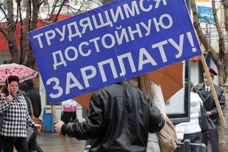 Projeto de reforma da previdência e mudanças na legislação trabalhista são motivos de protesto neste domingo. Foto: TASS