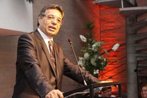 Diretor-executivo da Associação Brasileira de Franchising (ABF) Ricardo Camargo. Foto: portaldofranchising.com.br