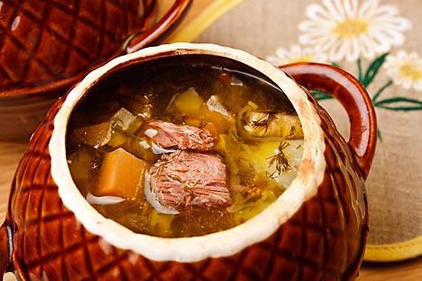Ensopado de carne à moda russa. Foto: Lori / Legion Media