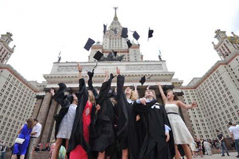 Estatal de Moscou mantém liderança entre as universidades russas listadas