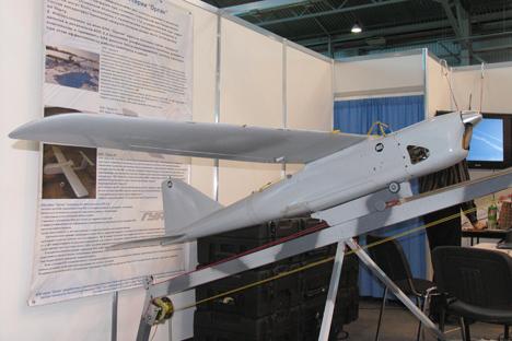 UAV Orlan-10. Foto: wikipedia.org