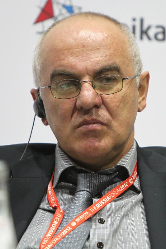 Serguêi Vassíliev  Foto: 2012.therussiaforum.com