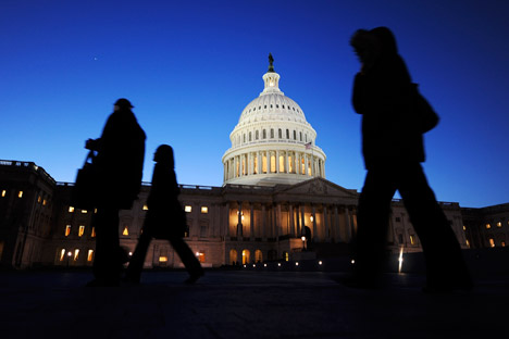 Congresso dos EUA aprovou Lei Magnitisky. Foto:  Reuters / Vostock Photo