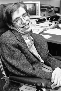 Stephen Hawking Foto: wikimedia.org