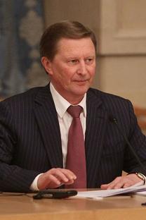 Serguêi Ivanov Foto: http://state.kremlin.ru/
