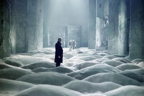Uma cena do filme Stalker Foto: kinopoisk.ru