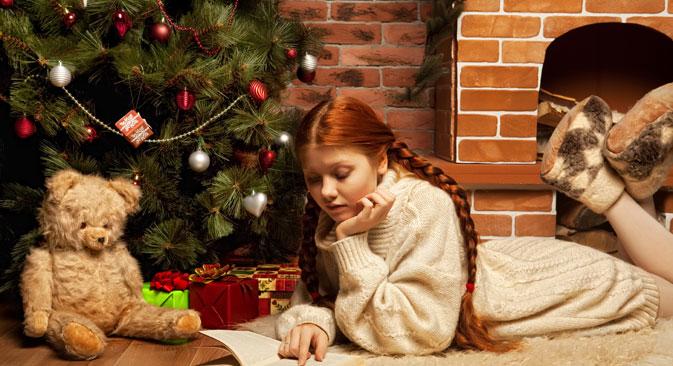O Natal na Rússia é comemorado no dia 7 de janeiro Foto: Shutterstock