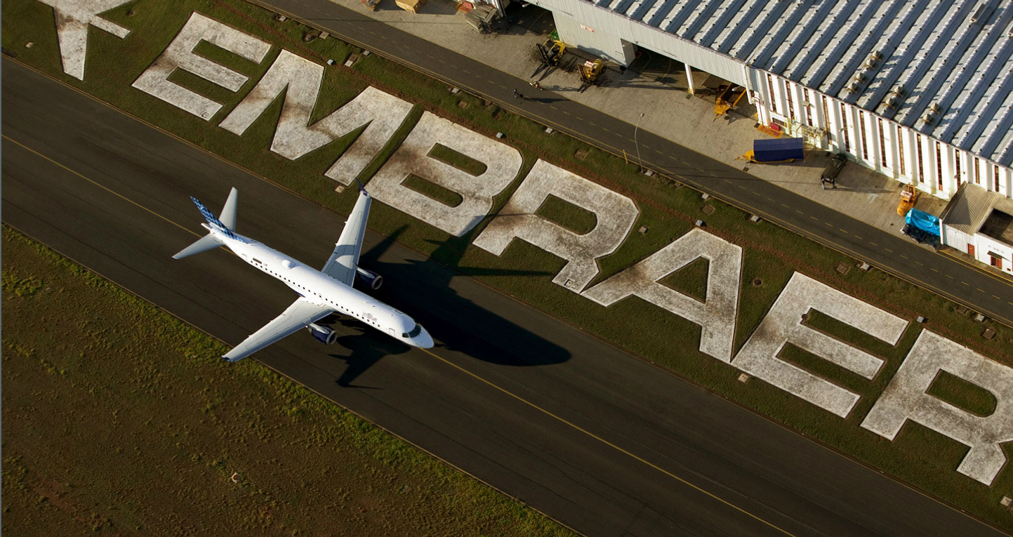 Embraer-190 Foto: embraer.com