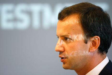 Arkádi Dvorkóvitch Foto: Reuters
