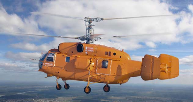 Ka-32A11BC Foto: Russian Helicopters