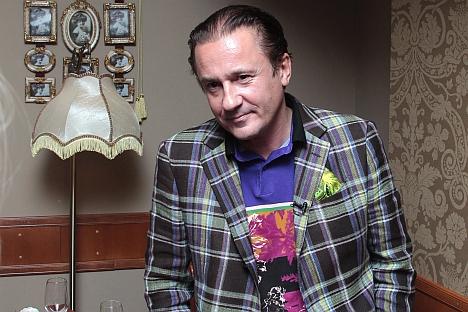 """Oleg Menshikov, que estrelou premiado com o Oscar """"queimado pelo sol"""", propôs a criação do restaurante Chemodan em Moscou depois de sua viagem para Krasnoyarsk na Sibéria oriental. Foto: RIA Novosti"""