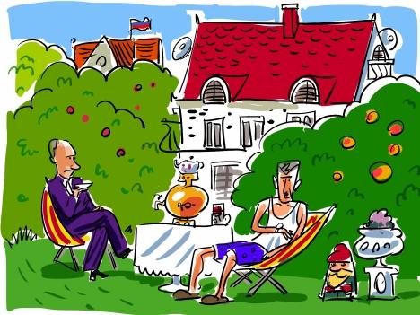 Ilustração: Aleksêi Iosch