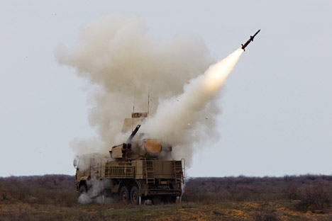 """""""Панцир"""" добија хиперсоничне ракете"""
