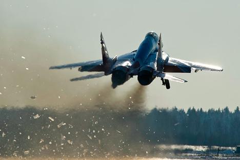 MiG-29. Foto: mil.ru