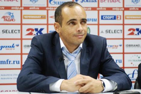 O jogador de futsal Paulo Ricardo Figueira Silva Foto: divulgação