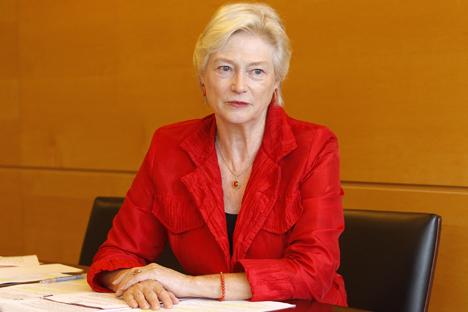 """Segundo a diretora-executiva da AIE, Maria van der Hoeven, país devem se unir por """"objetivo comum"""" Foto: Reuters"""