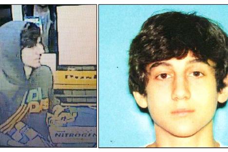 Djokhar e Tamerlan Tsarnaev nasciram na região russa do Cáucaso do Norte Foto: AP