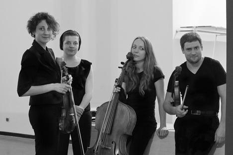 No último mês, o Museu Judaico foi palco de uma palestra-concerto dedicada à relação entre música e arquitetura Foto: divulgação