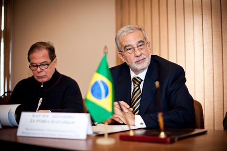 De acordo com embaixador brasileiro na Rússia, Carlos Paranhos, governo sírio tem obrigação formal de proteger direitos humanos Foto: Ruslan Sukhuchin