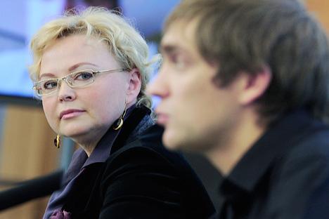 Kosatchenko é diretora comercial da Caterham desde março Foto: ITAR-TASS