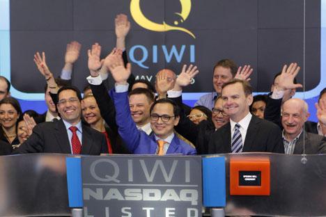 QIWI é a maior prestadora de serviços de pagamentos instantâneos da Rússia Foto: Divulgação