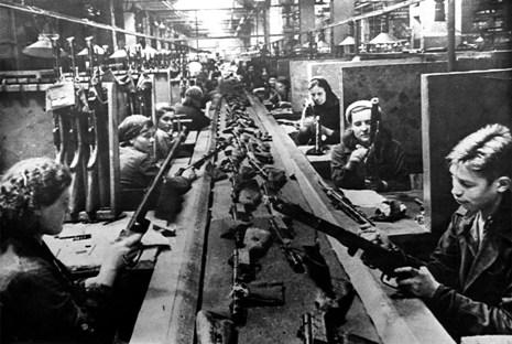 Plano de desenvolvimento econômico na URSS era definido para cada cinco anos Foto: ITAR-TASS