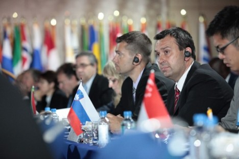 Documento conjunto será desenvolvido até a próxima cúpula do grupo em setembro Foto: Vladímir Bogdanov/RG