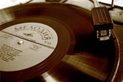 Dos vinis para arquivos em wav, Melódia disponibiliza uma grande coleção de música soviética restaurada Foto: beatles.ru