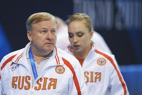 Aleksandrov negou descompromisso com trabalho na seleção russa com vitórias nos mais importantes eventos esportivos Foto: RIA Nóvosti