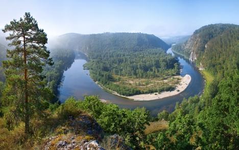 Além de ser um dos centros culturais da Rússia, a Basquíria é dotada de belezas naturais Foto: Lori / Legion Media