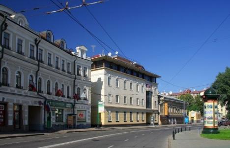 Rua Ostójenka é uma das mais caras de Moscou Foto: mosday.ru