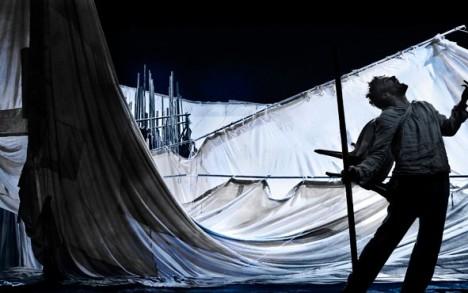 """Peça """"Raoul"""", do diretor francês Jérôme Sabre Foto: site oficial do festival (chekhovfest.ru)"""