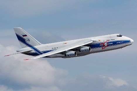 An-124 Foto: wikipedia.org