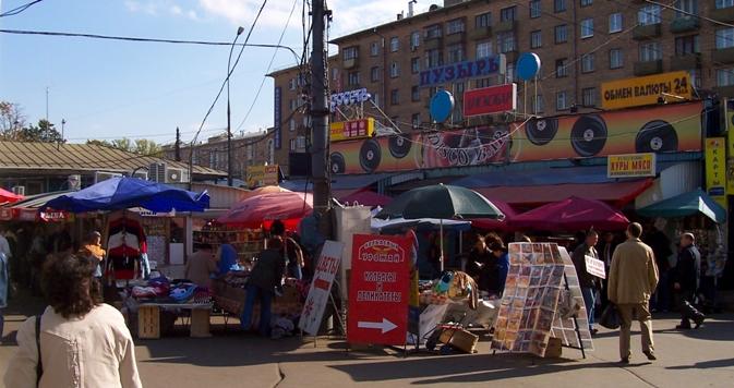 Banquinhas de Moscou estão desaparecendo, e  isso impressiona, especialmente em áreas próximas a metrôs Foto: Fran Martínez