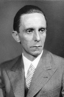 A figura de Goebbels por si só não é um tema proibido no mundo livre. Seus diários dos anos 1930 e 1940 foram publicados há tempos nos EUA, na Inglaterra, na Itália e até na França Foto: wikipedia.org
