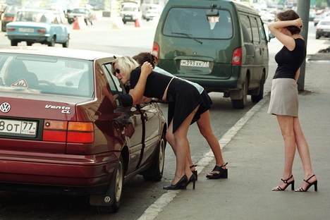 Entidade estima que existem três milhões de prostitutas na Rússia Foto: PhotoXPress