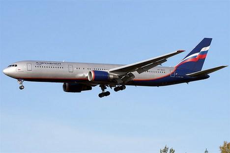 Boeing-767 da Aeroflot Foto: wikipedia.org