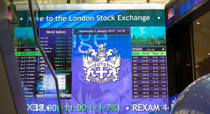 O maior obstáculo da privatização foi a proibição da venda de ações em bolsas de valores estrangeiras Foto: Reuters