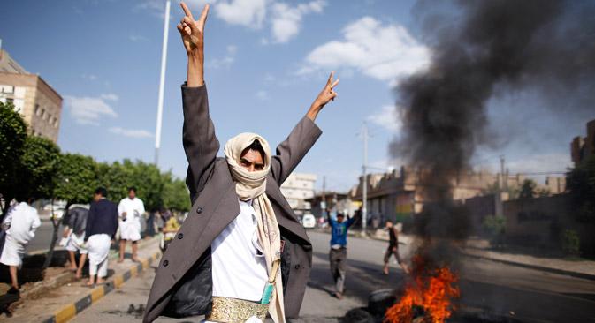 Foi decretado toque de recolher em 11 províncias egípcias Foto: Reuters / Vostock Photo