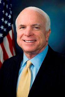 """Em seu artigo, McCain condena Pútin por se aliar com alguns dos """"tiranos mais ultrajantes e ameaçadores do mundo"""", como Assad Foto: wikipedia.org"""