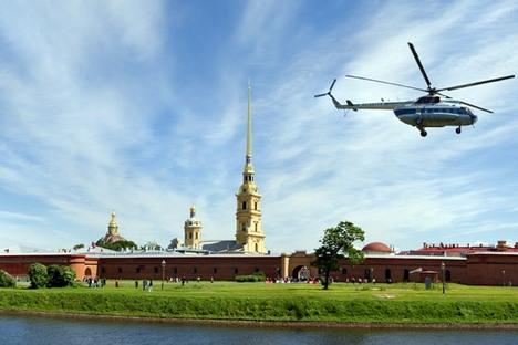 São Petersburgo foi escolhida por melhor preencher os critérios da Uefa do que as demais cidades do país Foto: Lori / Legion Media