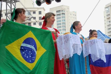 De acordo com os dados da FOM, 62% dos cidadãos acreditam que atualmente a Rússia tem boas relações com os países da América Latina Foto: Vanessa Correa da Silva