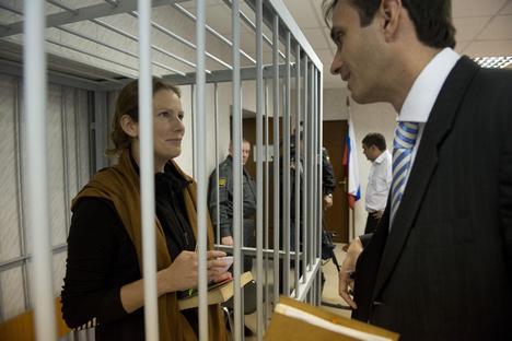 Ativista brasileira Ana Paula Maciel, 31, está detida no país desde o dia 19 de setembro Foto: site oficial do Greenpeace