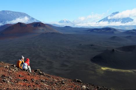 Região de Kamtchatka é uma das regiões que encabeça o ranking Foto: Ivan Deméntievski
