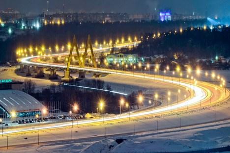 Kazan é a única cidade-sede russa cujo estádio já foi finalizado Foto: Slava Stepanov
